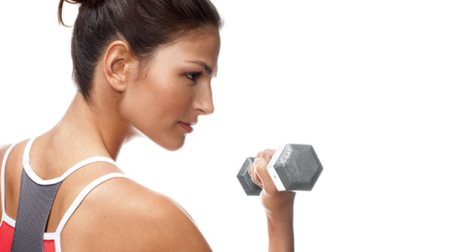 Fight Muscle Loss: Lift Weights