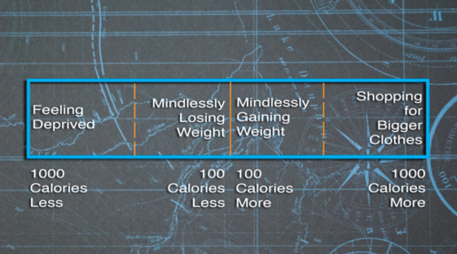 Stealth Weight Loss: Making the Mindless Margin Work for You